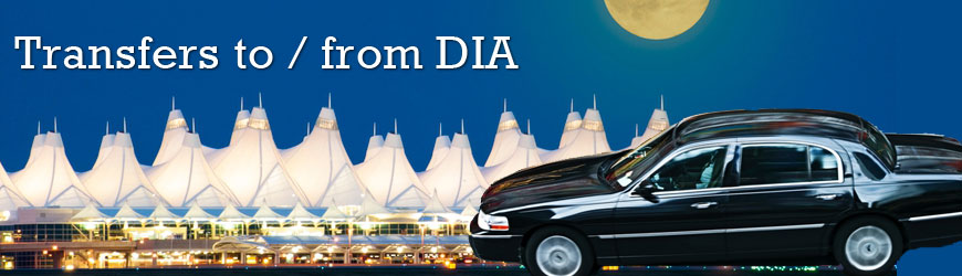 Car Service to DIA