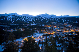 Breckenridge to DIA